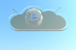 Bitcoin Cloud Technology Isolated