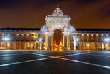 Lisbon. Commerce Square. - 197333084