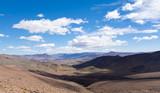 Pustynny krajobraz Maroko