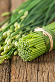 Green vegetable ,Garlic chivesm,Allium tuberosum Rottl, Leek, Chinese Chives, Oriental Garlic, Chinese Leek, Kow Choi