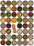 Ingredients - Flavor and Seasoning poster