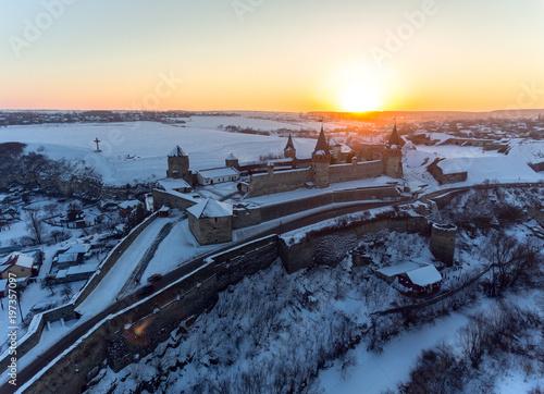 Kamenec-Podolskii, Ukraine castle