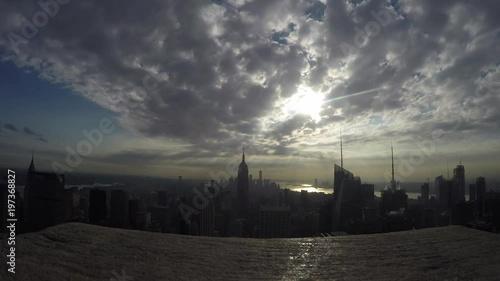 Manhattan, Time Lapse, NYC, USA