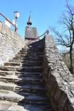 Bruchsteintreppe