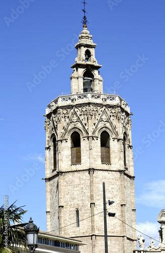 Torre del Miguelete en Valencia