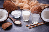 Ð¡oconut milk, water, oil and shavings.  - 197400026