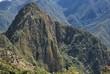 Landscape in Machu Picchu, Peru