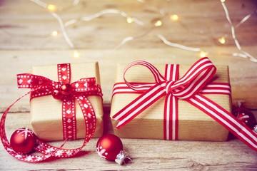 Weihnachten - Weihnachtsgeschenke - Geschenke