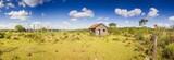 Casa en campo, Panorámica