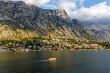 Orange Boat in Montenegro - 197611235