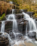 Waterfall at Birks of Aberfeldy