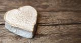fromage sur fond de bois spécialité normande,  - 197798423