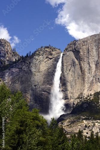 Yosemite Falls, Yosemite National Park, California - 197818485