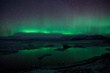 Aurora Boreale in Islanda © maurizio