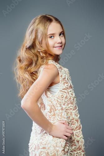 Poster pretty child girl
