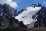 photos of the mountains in Kazakhstan