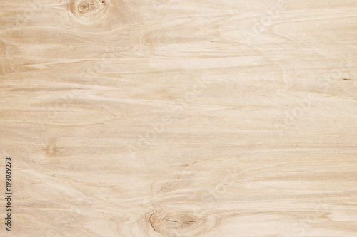 Light texture of wooden boards, background of natural wood surface - 198039273