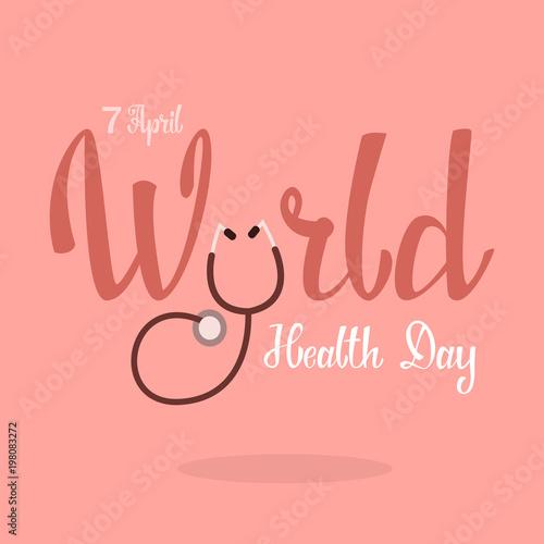 World health day. - 198083272