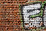 Graffiti Graffito sul Muro