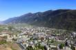 Sion Valley in Switzerland, Europe - 198099028