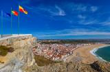 Beach in Nazare - Portugal