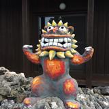 Guardian lion - Okinawa - Japan