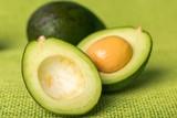 Fresh green Avocado - 198216034