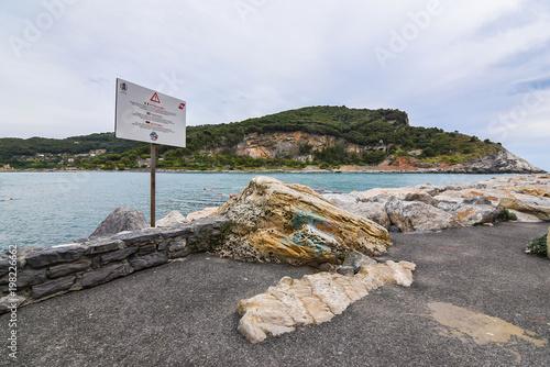 Fotobehang Liguria Porto Venere
