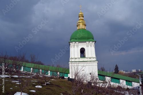 Foto op Plexiglas Kiev Kiev Pechersk Lavra monastery