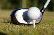 Quadro golf course
