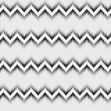 Modern zigzag background.Seamless pattern.Vector.モダンジグザグパターン