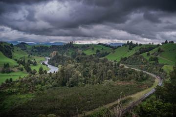 Neuseeland - Vulkanische Landschaft im Tongariro Nationalpark // New Zealand - Tongariro National parc and termal area