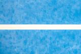 Blue concrete background. - 198330492