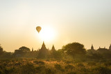 morning in Bagan Myanmar