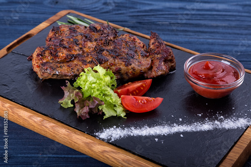 Grilled meat at Suochok - 198352083