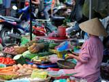 Colour markets in Vietnam - 198364009