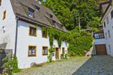 Romantische Gassen in Landsberg am Lech