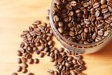 Coffee beans - 198457602