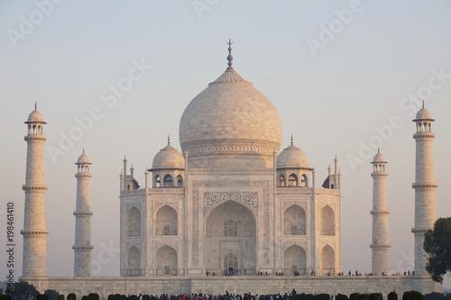 Foto Murales Taj Mahal in India