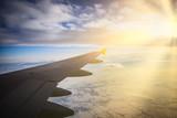 airplane view window