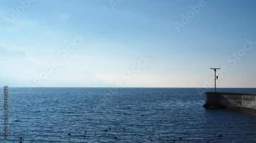 Lac Léman - La Tour-de-Peilz