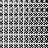geometric figures monochrome pattern