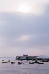 Lamma Island Pier, Yung Shue Wan