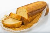 quatre quarts/gâteau moelleux - 198619886