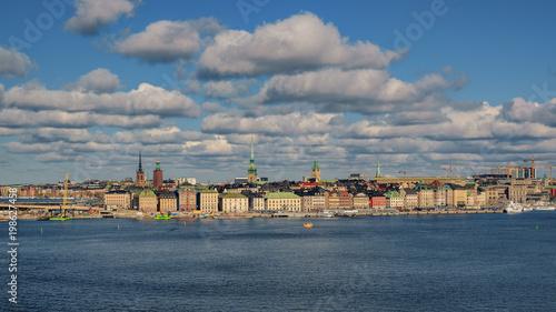 Foto op Canvas Stockholm Stockholm 2