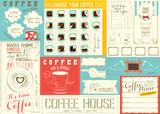 Coffee Menu Placemat Template - 198645685
