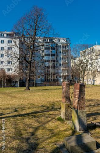 Poster Berlijn Städtischer Friedhof
