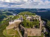 Königstadt, sächsische Schweiz, Festung Königstein