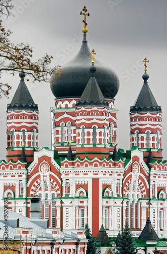 Foto op Plexiglas Kiev Cathedral of St. Pantaleon