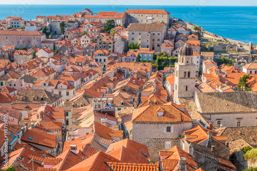 Old city of Dubrovnik © pcalapre